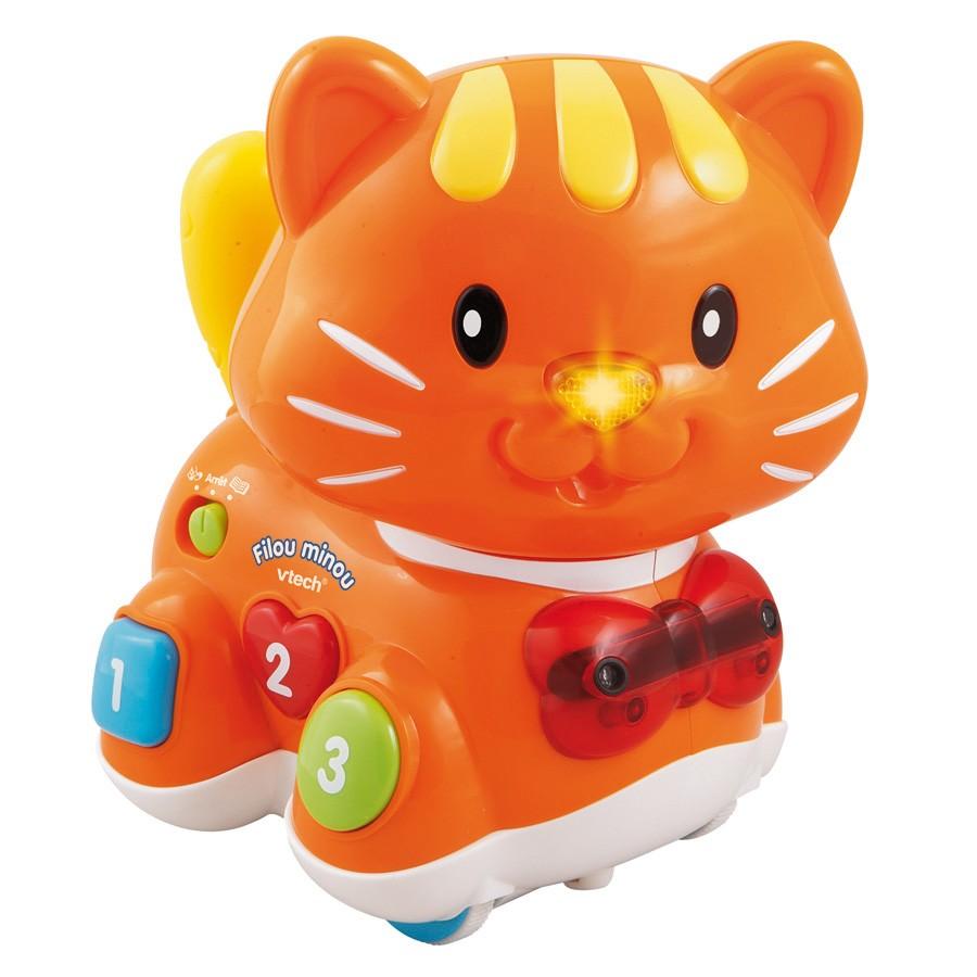 jouet chat vtech